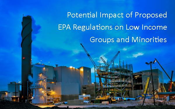 EPA Regulations on Minorities